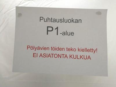 P1_puhtausluokan_osastokyltti