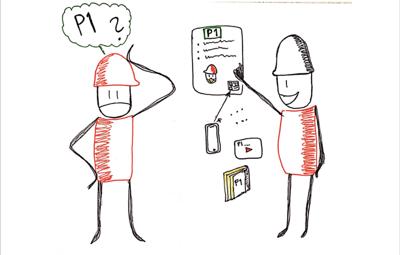 P1-prototyyppi - mistä tietoa löytyy