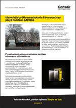 Pylon Minervaskolanin P1-saneeraus