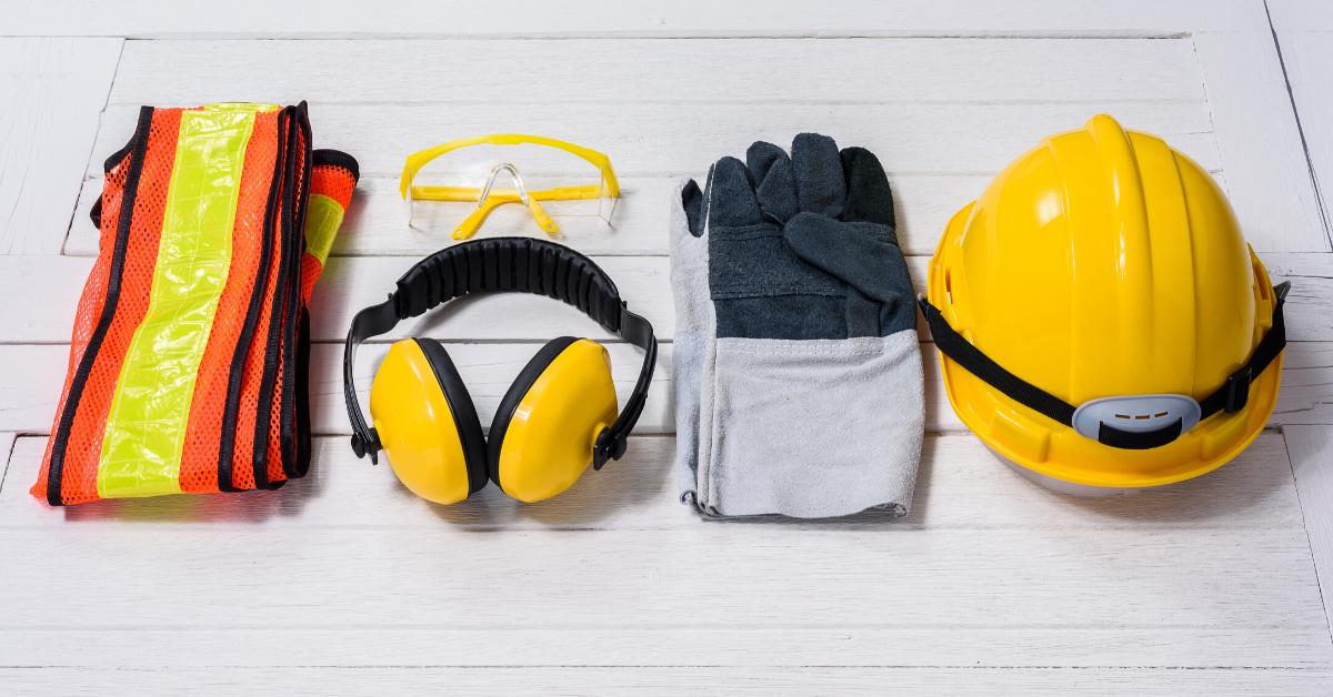 Työturvallisuus rakentamisessa - tapaturma-alttein ala