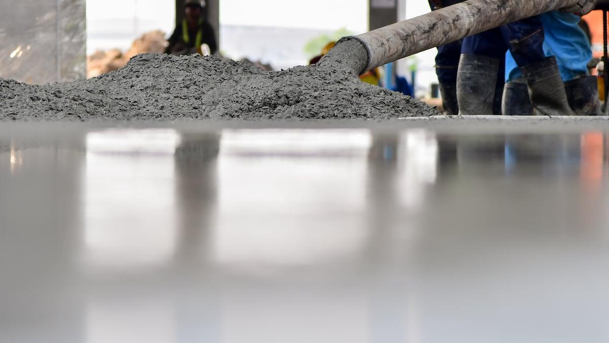 Kuivaketju 10  ja betonin kuivuminen rakennusvaiheessa